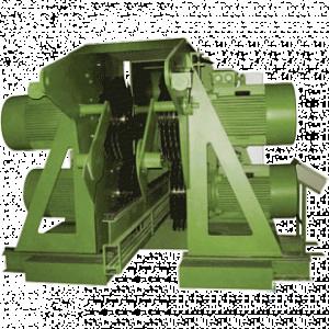 Бревнопильные дисковые станки